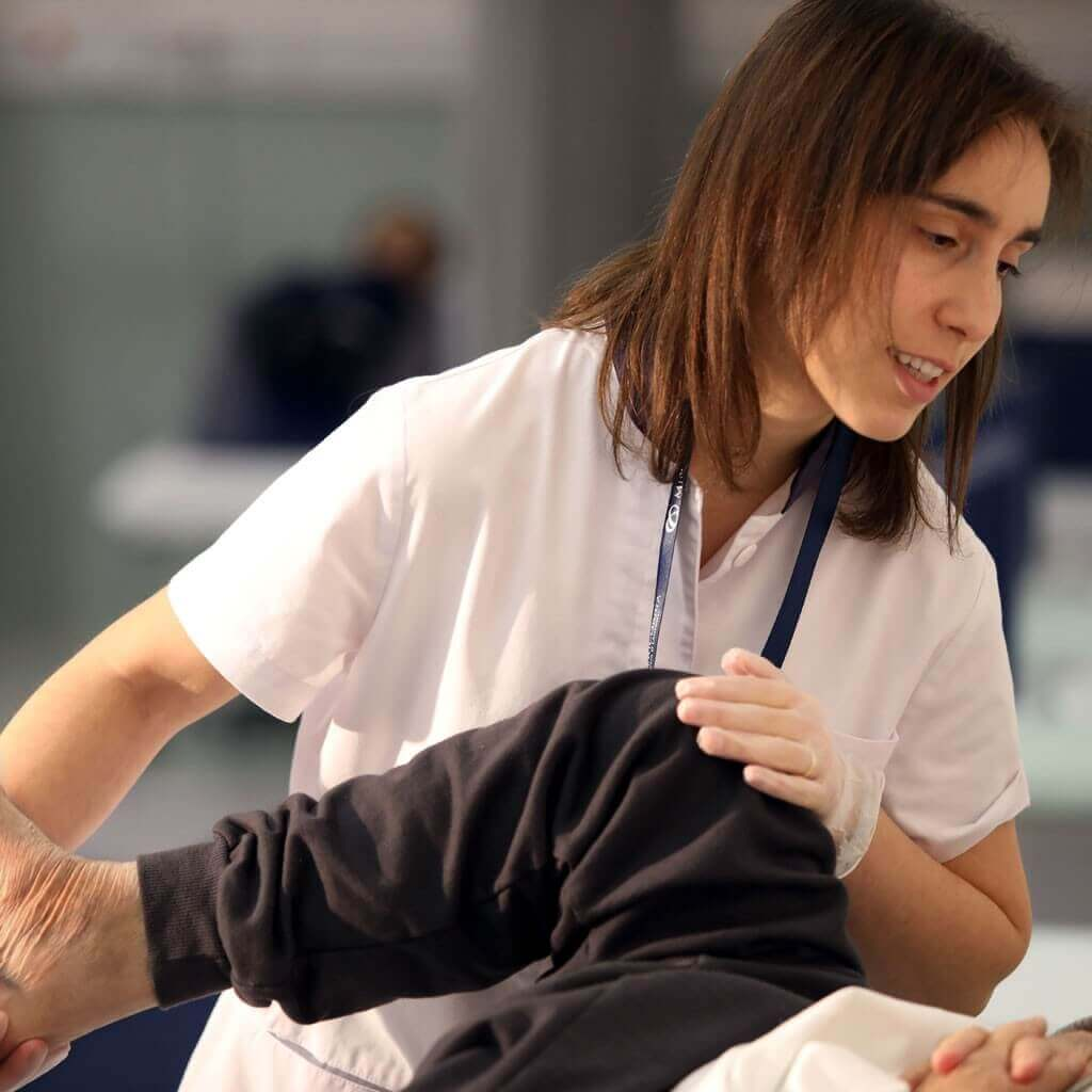 Med. Física e de Reabilitação Hospital António Lopes