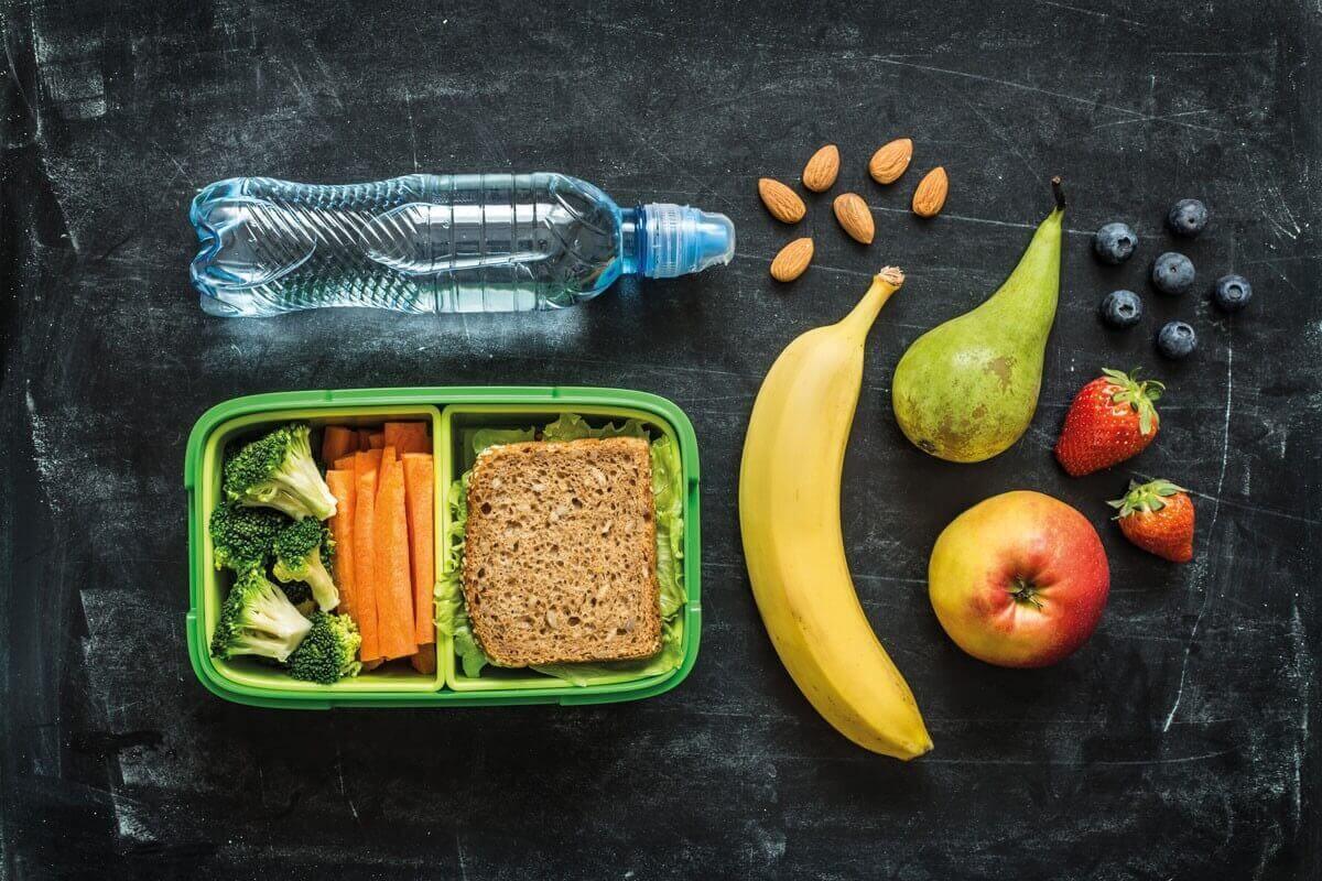 Bons hábitos alimentares na infância é fundamental