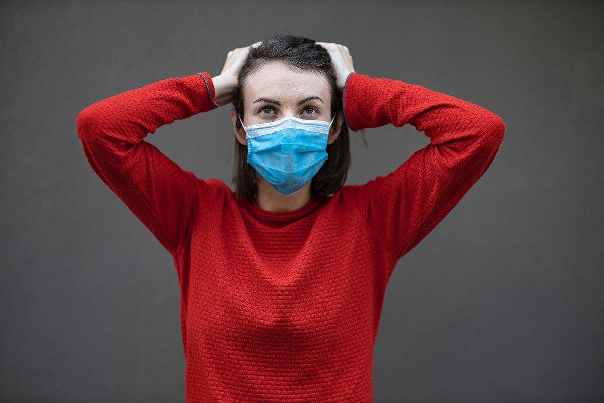 O uso de máscara e a Qualidade vocal